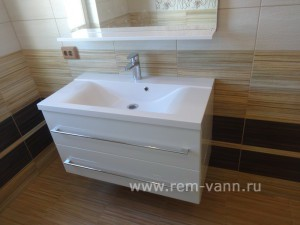 ремонт ванной в Санкт-Петербурге