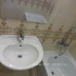 пример отделки ванной работа№14