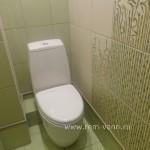 пример отделки туалета работа11